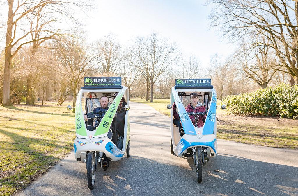 8 redenen waarom een ritje met de Fietstaxi Tilburg leuker is dan met de reguliere taxi